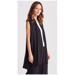 Eileen Fisher Light Weight Viscose Vest
